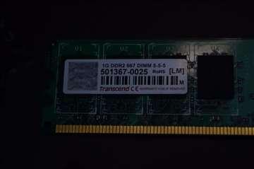 RAM memorija 1GB DDR3