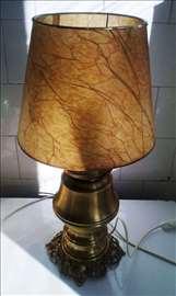 Stona lampa - mesing