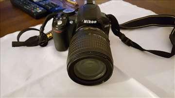 Fotoaparat Nikon D3100 AF-S 18-105mm