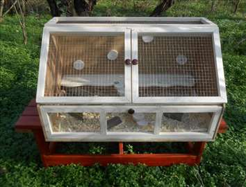 Kavez za zeca,hrcka i druge glodare