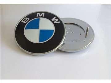 BMW znak 78 mm E39 E53 E65 E66 Z3 E31 51141970248