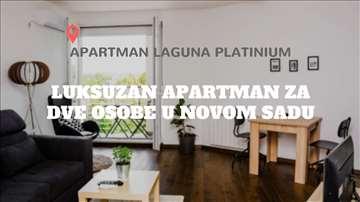 Kratkoročno izdavanje apartmana u Novom Sadu