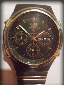 PUMA Quartz chronograph Original