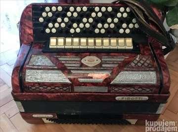 Harmonika dugmetara Firotti Eroica
