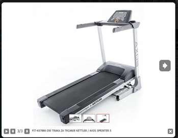 Traka za trčanje Kettler / Axos Sprinter 5