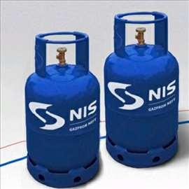 Dostava Plina - Butan boce, gas za domaćinstvo