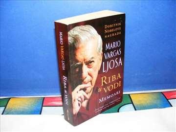 RIBA U VODI Mario Vargas Ljosa Memoari