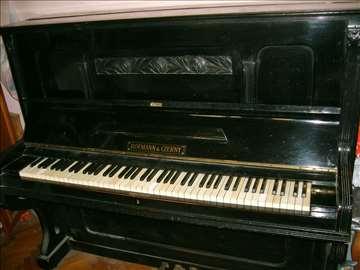 Klavir Hofmann & Czerny