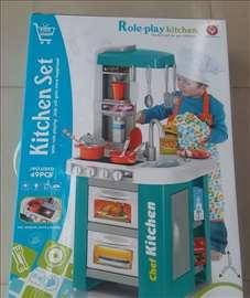 Kuhinja set igračka za dečake