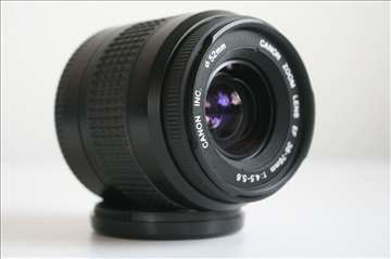 Canon zoom lens EF 38-76mm 4,5-5,6