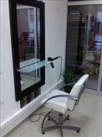 Frizerske hidraulicne stolice u vise boja NOVO