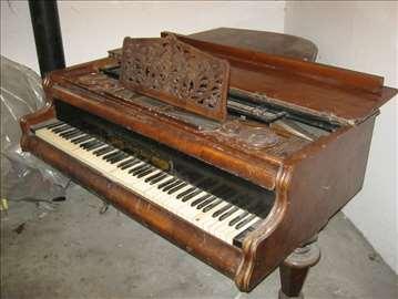 Polukoncertni klavir Edmund Luner - Wien