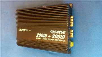 CROWN GM-4200 Mos-Fet