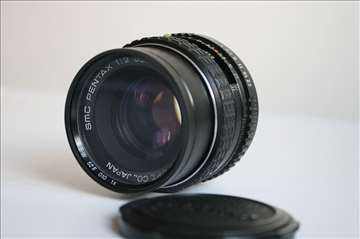 Pentax SMC 55mm f:2 (PK)