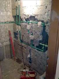 Mašinsko odgušenje kanalizacije,ispiranje,snimanje