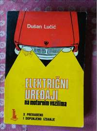 Elektricni uredjaji na motornim vozilima