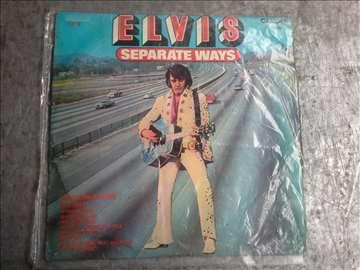 Elvis Presley Separate ways