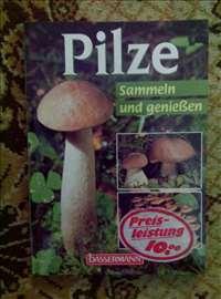 Pecurke-knjiga na nemackom PILZE