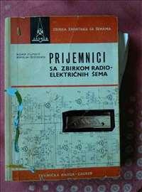 PRIJEMNICI sa zbirkom radio-elektricnih sema