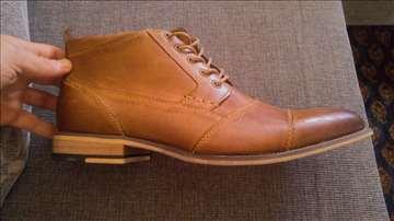 Nove, duboke, muške, kožne cipele