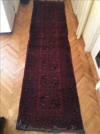 Persijska staza tepih, rukom čvornovan