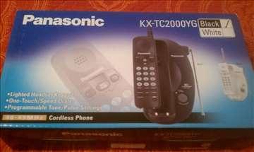 Bežični Panasonic KX-TC2000 - kao novo