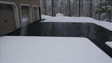 Kablovi za otapanje - topljenje snega i leda