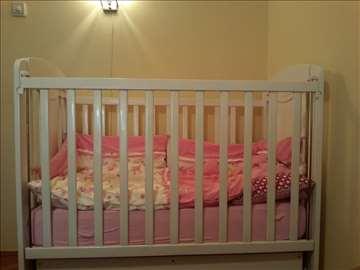 Krevetac, nekorišćen