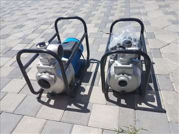 Pumpe za vodu sa elektromotorom 2 i 3 cola
