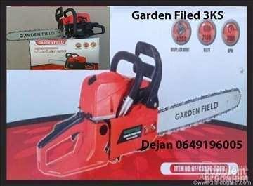 Garden Field 3KS