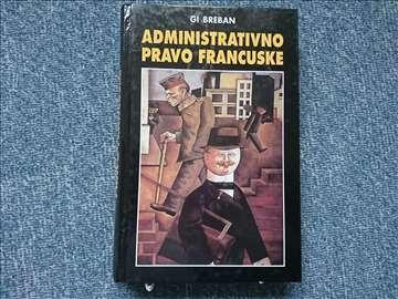 Administrativno pravo Francuske - Gi Breban