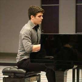 Privatni časovi klavira