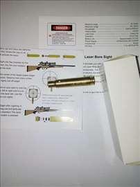 8x57 laserski metak za upucavanje