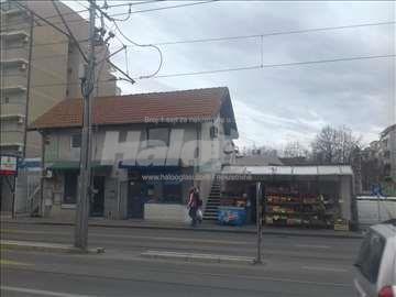Vojvode Stepe  kod Super Vera - lokal 20 m2