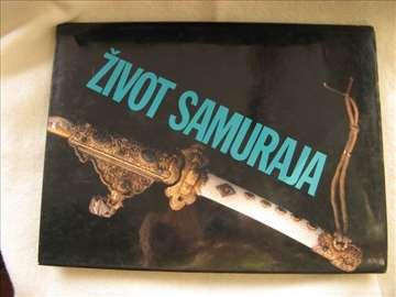 Život samuraja - monografija