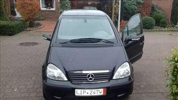 Mercedes-Benz A170 cdi