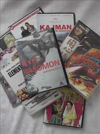 DVD - strani I - originali