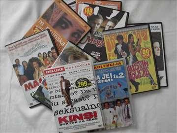 DVD - strani II - originali