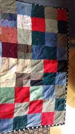 Prekrivac sareni. 190x130