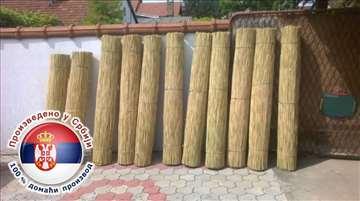 Trska za ograde, letnjikovce, dvorišta