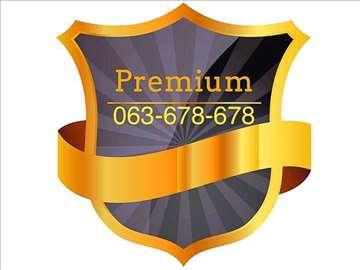 Premium DeLuxe brojevi