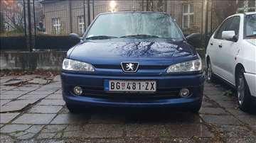 Peugeot 306 1.9 D u odličnom stanju - malo prešao