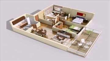 Idejno rešenje za vaš stan ili kuću