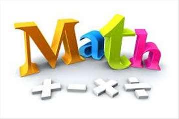 Matematika - privatni časovi Nova Pazova