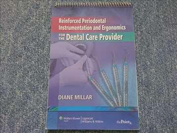 Reinforced periodontal instrumentation and ergonom