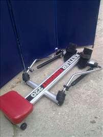 Suvo veslo kettler  150kg
