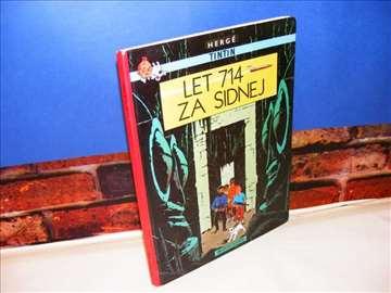 LET 714 ZA SIDNEJ   Tintin