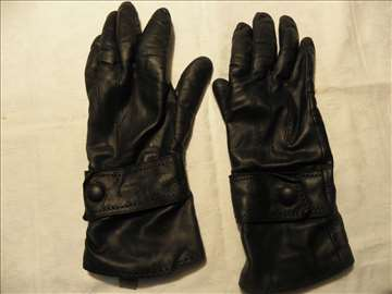 Zenske kozne rukavice , br. 7,5,Italy,ocuvane