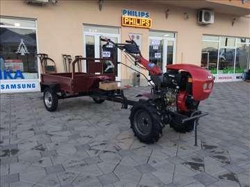 Motokultivator benasi Wema 8 I 14KS dizel