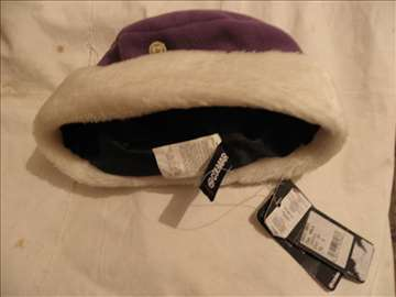 Colmar zenska kapa mod.4801,vel.2,lila/bela,nova